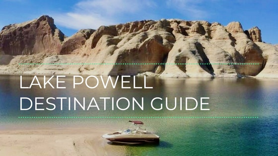 Lake Powell Guide To A Perfect Boat Day