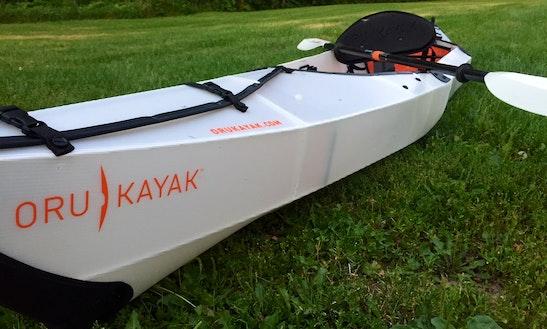 12' Oru Kayak - Pewaukee