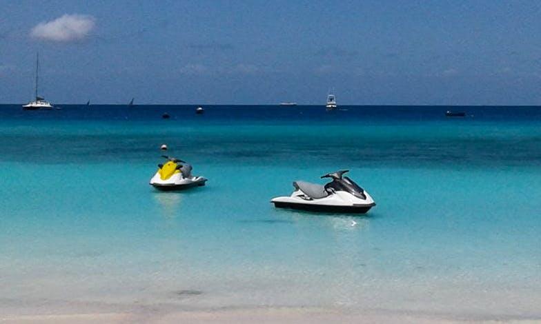 An amazing jet ski rental experience in Zanzibar, Tanzania