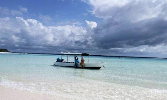 An Amazing Snorkeling Experience In Zanzibar, Tanzania