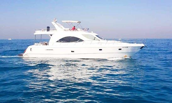 75' Mnh Yacht For 25 Pax In Dubai, United Arab Emirates
