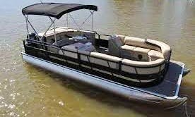 Pontoon rental in Destin