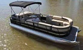 Pontoon rental in Destin for up to 12 people