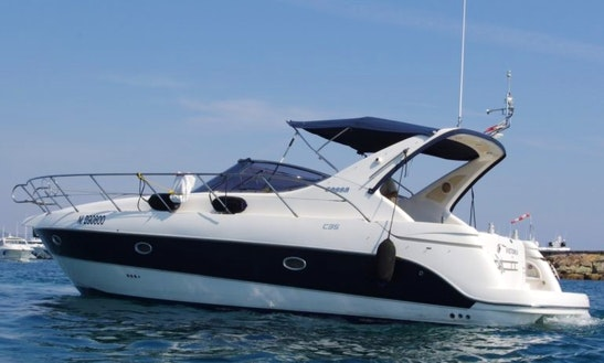11m Sessa Marine C35 Motor Yacht Charter In Vallauris, France