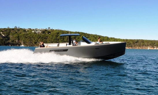 Have An Amazing Time In Vallauris, France On Fjord 40 Center Console