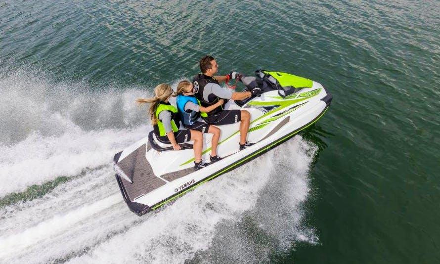 Yamaha Vx Jet ski Rental