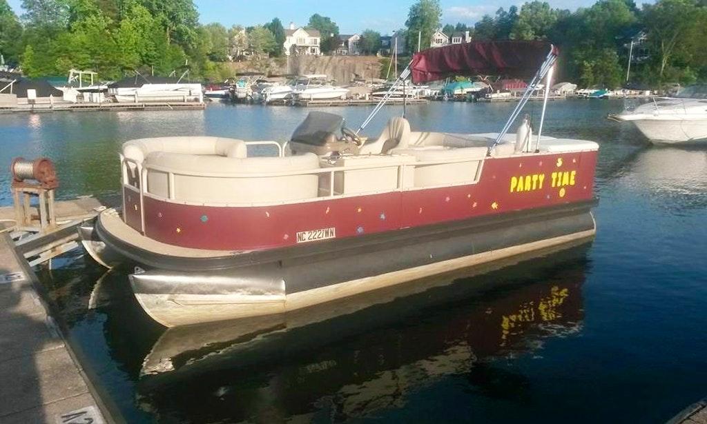 Pontoon Rental Lake Norman