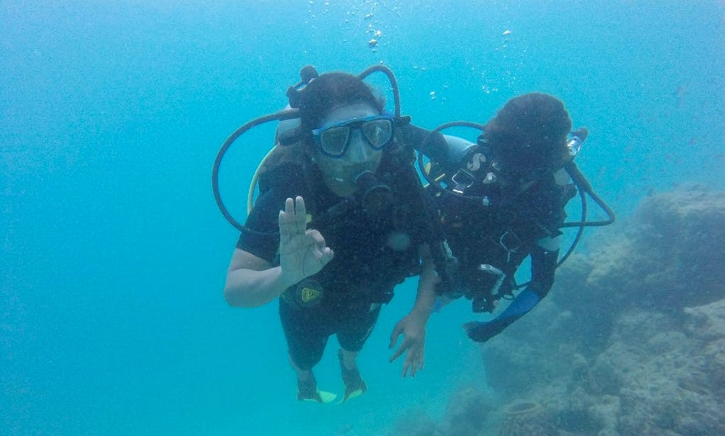 Experience Diving in Andaman and Nicobar Islands, India