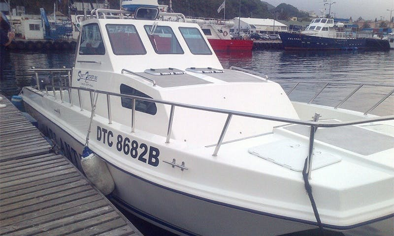 Enjoy fishing charter in Cape Town, Western Cape with Captain Gary