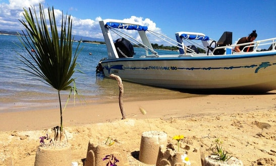 Posidonas 430 30hp Boat Rental In Greece