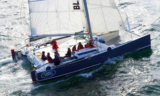 Day And Night Sailing Catamaran Cruise For 6 Person In Arradon, France