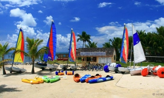 Hire Single Kayak And Explore Florida Keys