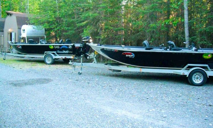 Soldotna Fishing Charters - full day or half days!