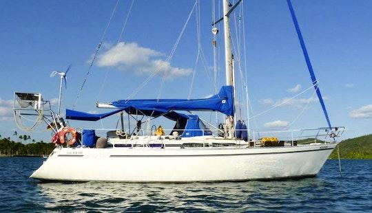 Cruise To San Blas Waterways In Style With 42′ Cruising Monohull