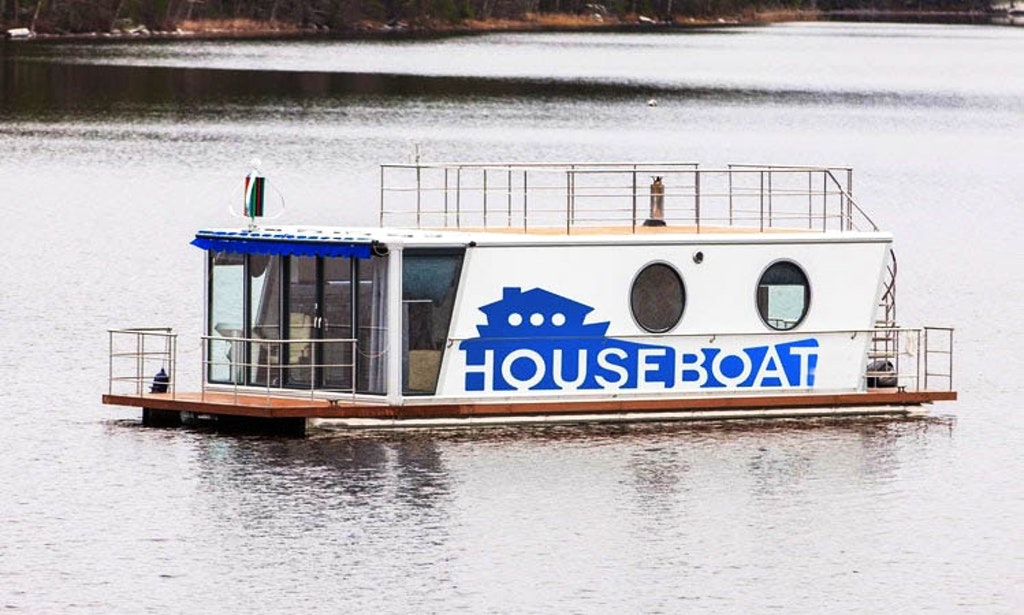 Luxury Houseboat Charter For 6 Person In Finland Getmyboat