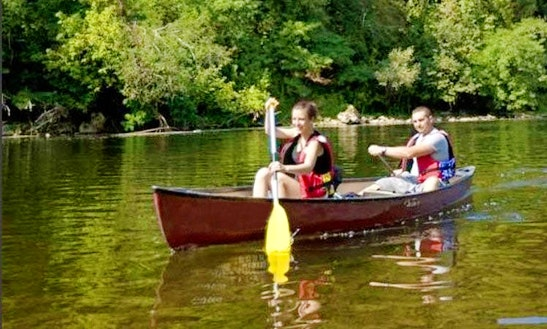 Canoe Tours In Castelnaud-la-chapelle