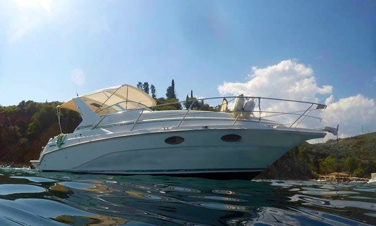 Cruisers 2670 Motor Yacht in Nafpaktos, Greece