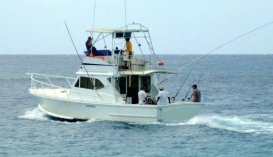 Enjoy Fishing In Bridgetown, Barbados With Captain Robbie