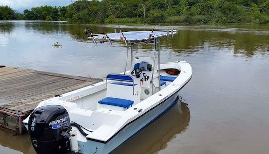 Sierpe-fishing Charter