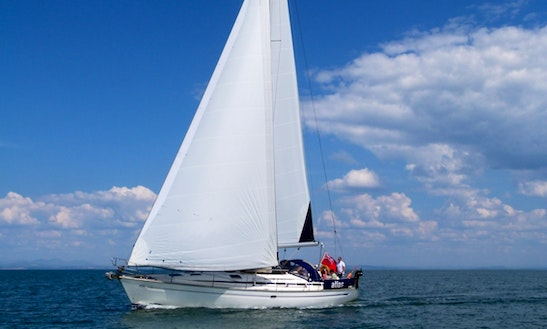 50' Bavaria Cruising Monohull Ready To Charter In Fleetwood, England