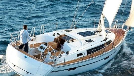 Bavaria 37 Cruiser Cruising Monohull Charter In Zadar, Croatia For 8 People