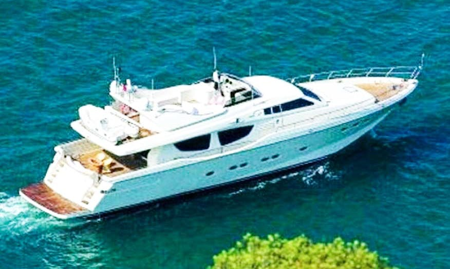 MNH 90' Power Mega Yacht Charter in Dubai, United Arab Emirates For 40 Persons
