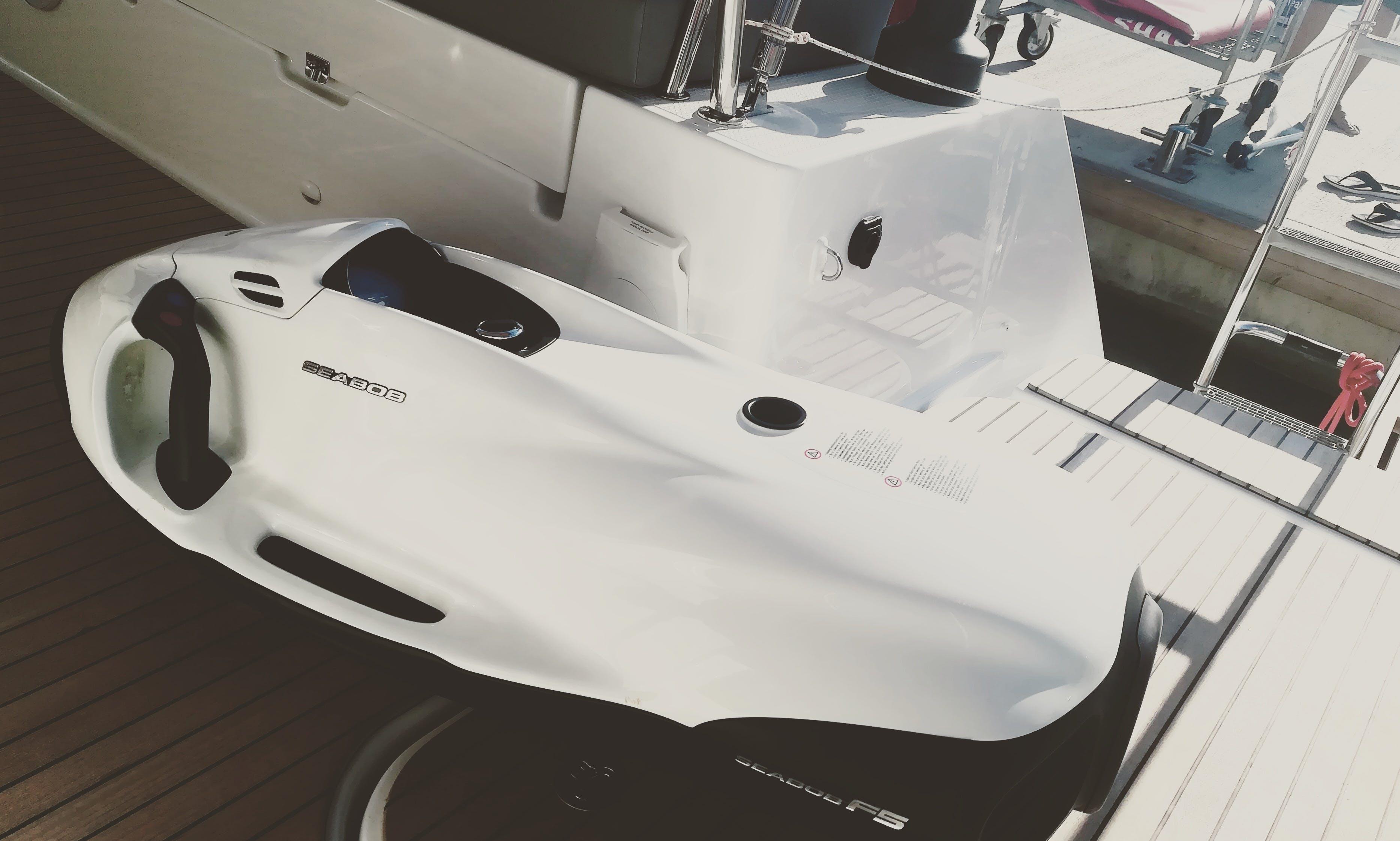 Seabob F5 Watercraft Rental in Split, Croatia