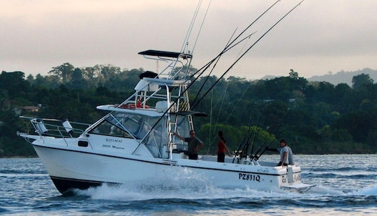 Captained Sport Fishing Charters From Port Vila