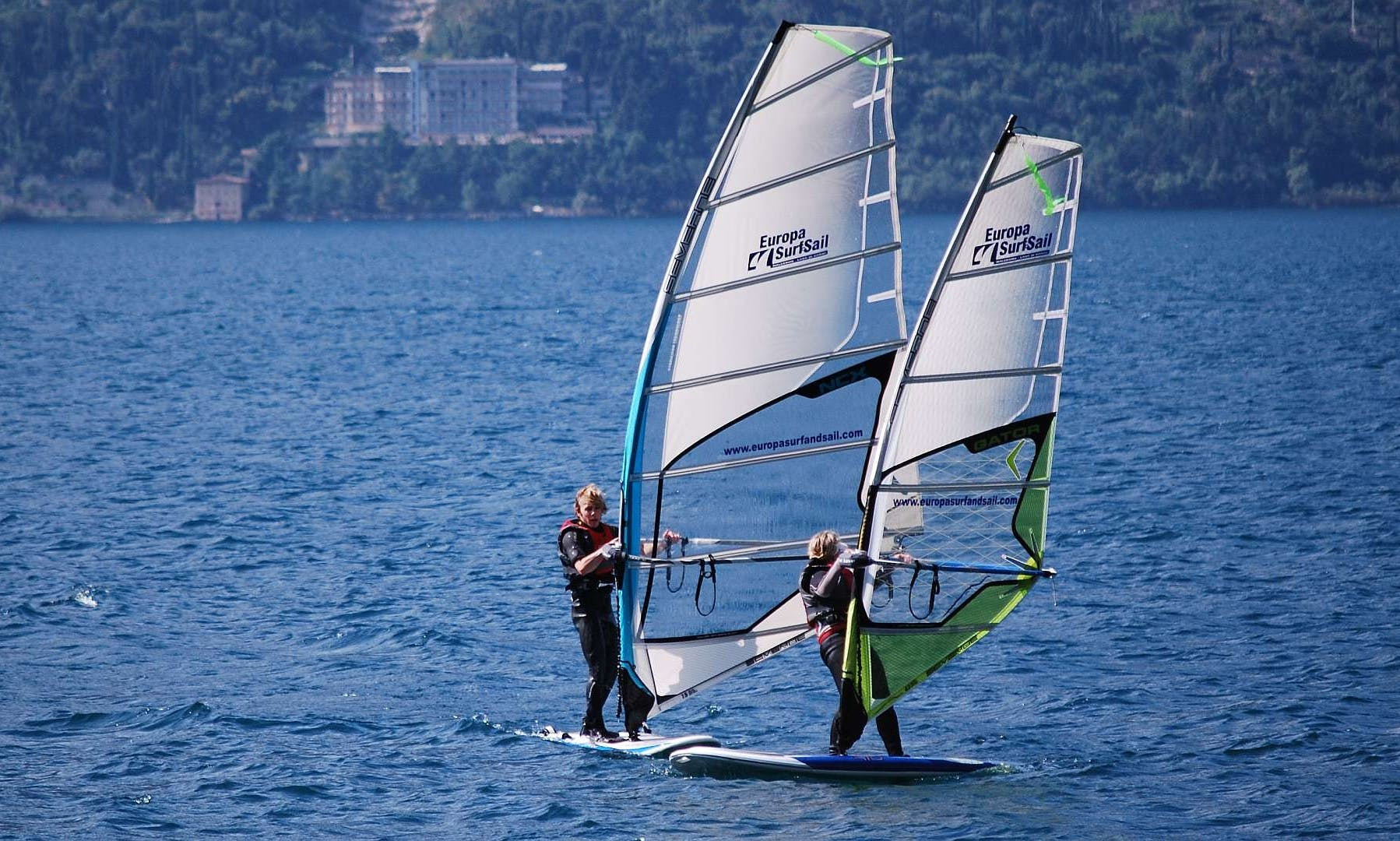 Windsurfing Lessons in Alicante