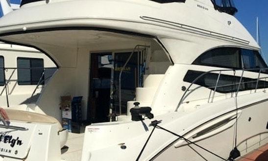Motor Yacht Rental In Vancouver