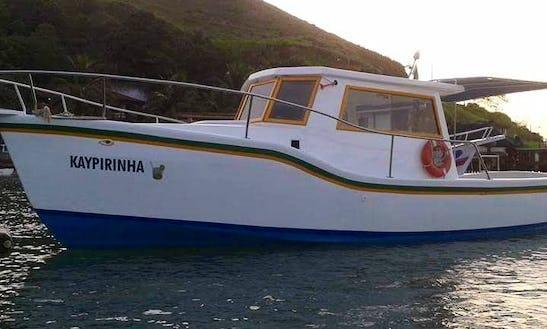 Trawler Rental In Jacuecanga, Rio De Janeiro