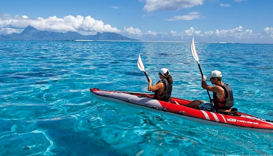 Hit The Water In Trogir, Croatia On Sea Kayak For 2 Person