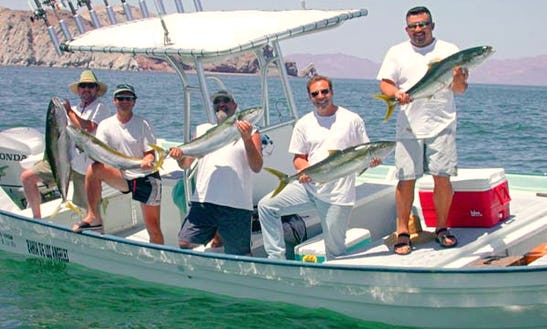Fishing Tours In Rosarito Beach Baja California, Mexico For 6 People