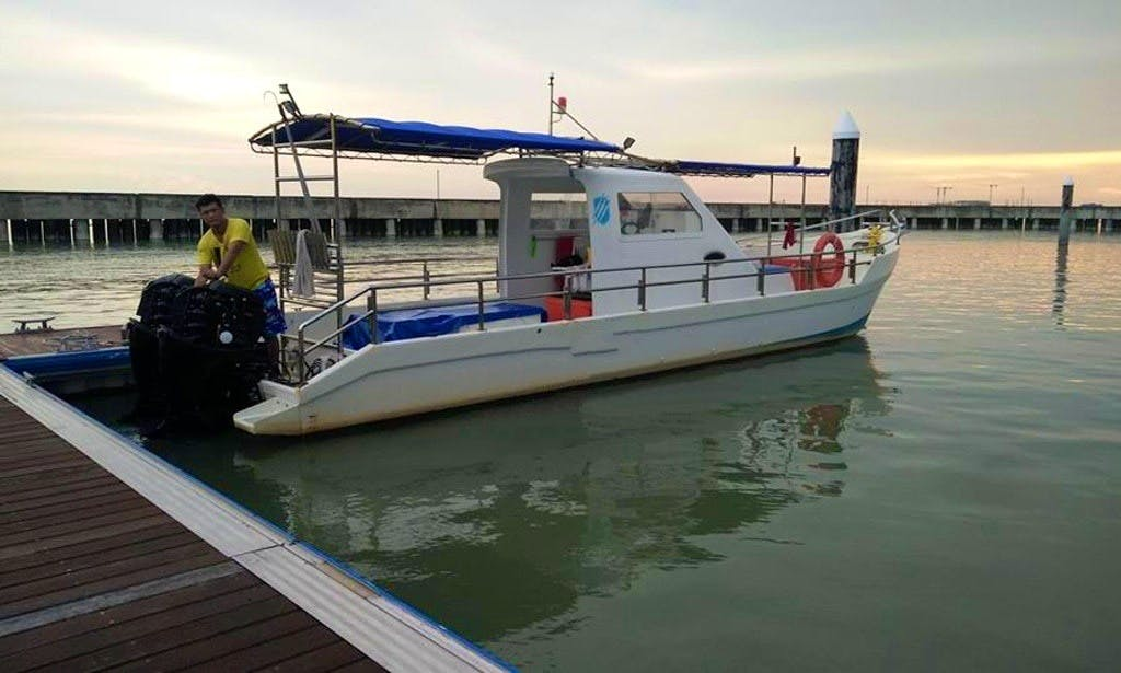 Get ready for great catches with our well trained fishing guides in Melaka, Malaysia