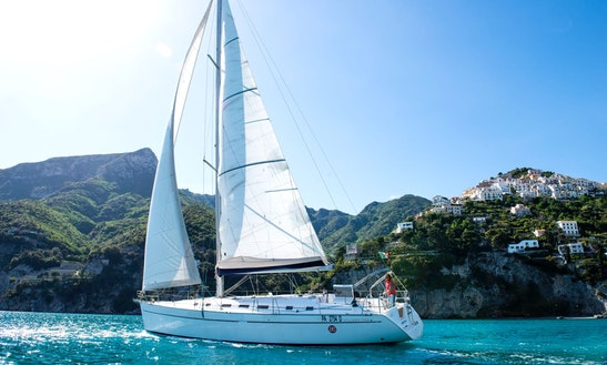 Daysailer Rental In Salerno