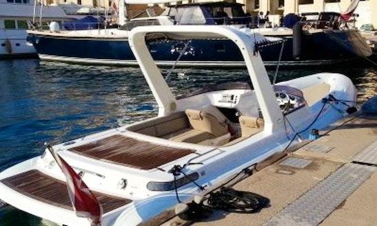 Luxury Inboard Diesel Rib