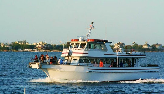 Fishing Trip Boat In Babylon
