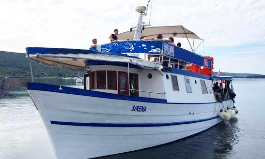 Enjoy Diving Trips & Lessons In Kornić, Croatia