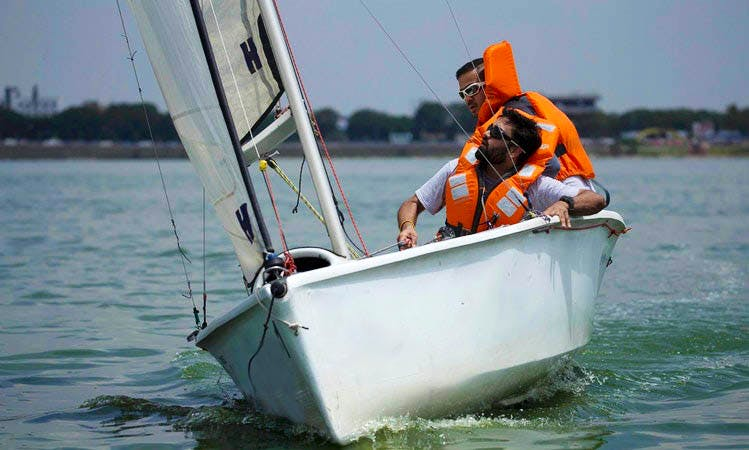 'Omega' Sailing Lessons and Hire in Hyderabad