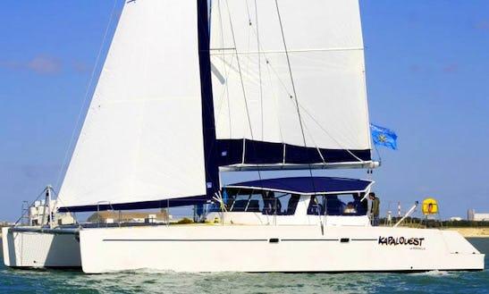 Cruising Catamaran Trips In La Rochelle, France