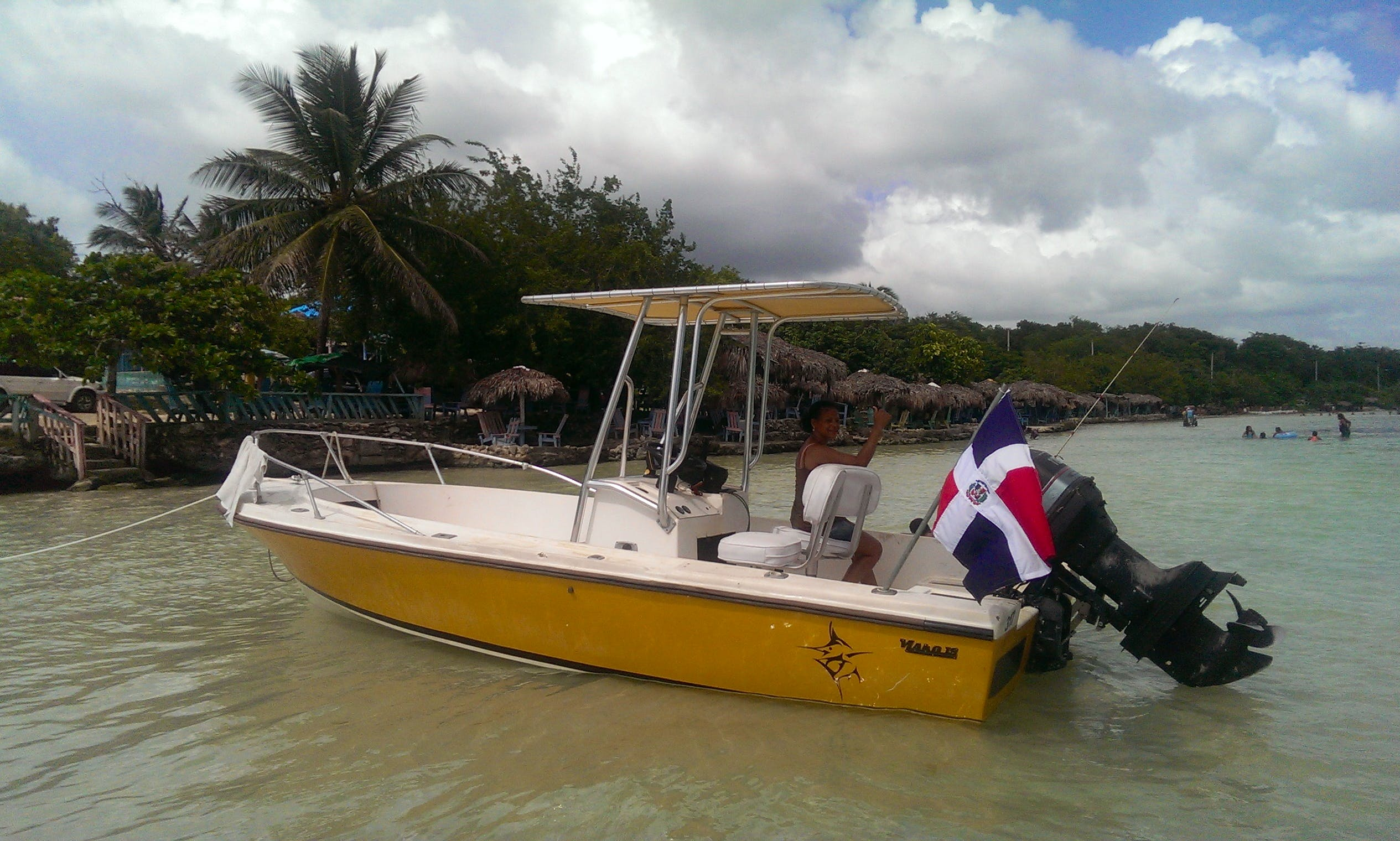 19' Mako Center Console in Santo Domingo, Dominican Republic