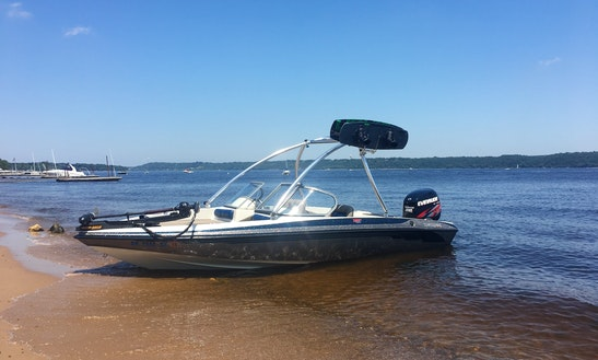 Passenger Boat Rental In White Bear Lake