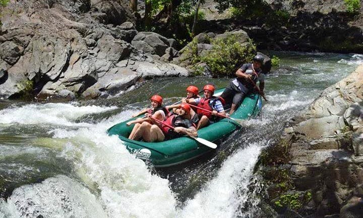 Hit the water with Rafting in Playa Conchal, Provincia de Guanacaste