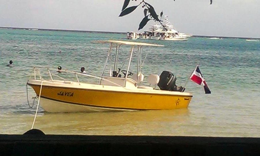 Deep Sea Fishing in Santo Domingo, Dominican Republic for 6 person
