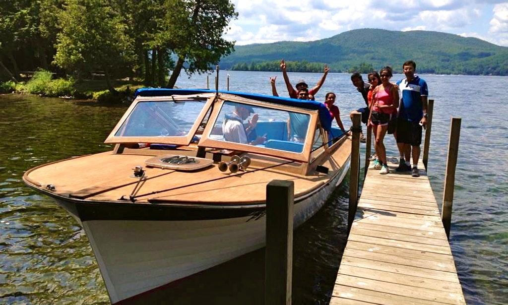 Lake George Motor Boat Rentals