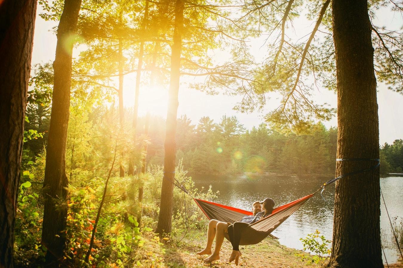 Camping Near Lake George