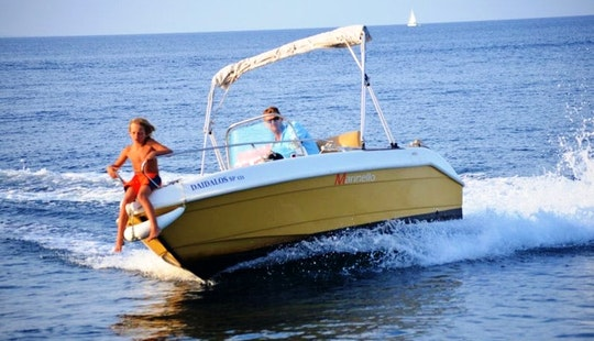 Marinello 16, Boat Hire In Loggos, Paxos, Greece