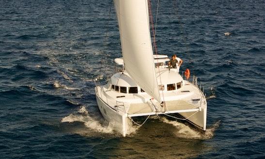 Grenada Or Bvi Bareboat Lagoon 380