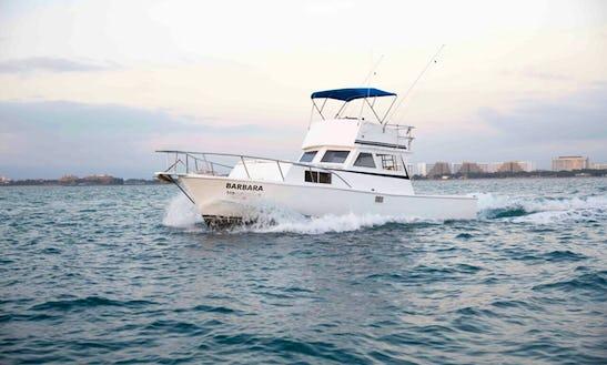 36ft Custom Boat In Puerto Vallarta For Marietas Islands