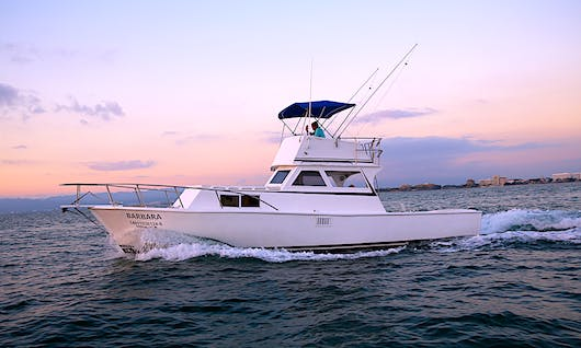 36ft Custom Boat in Puerto Vallarta for Marietas Islands